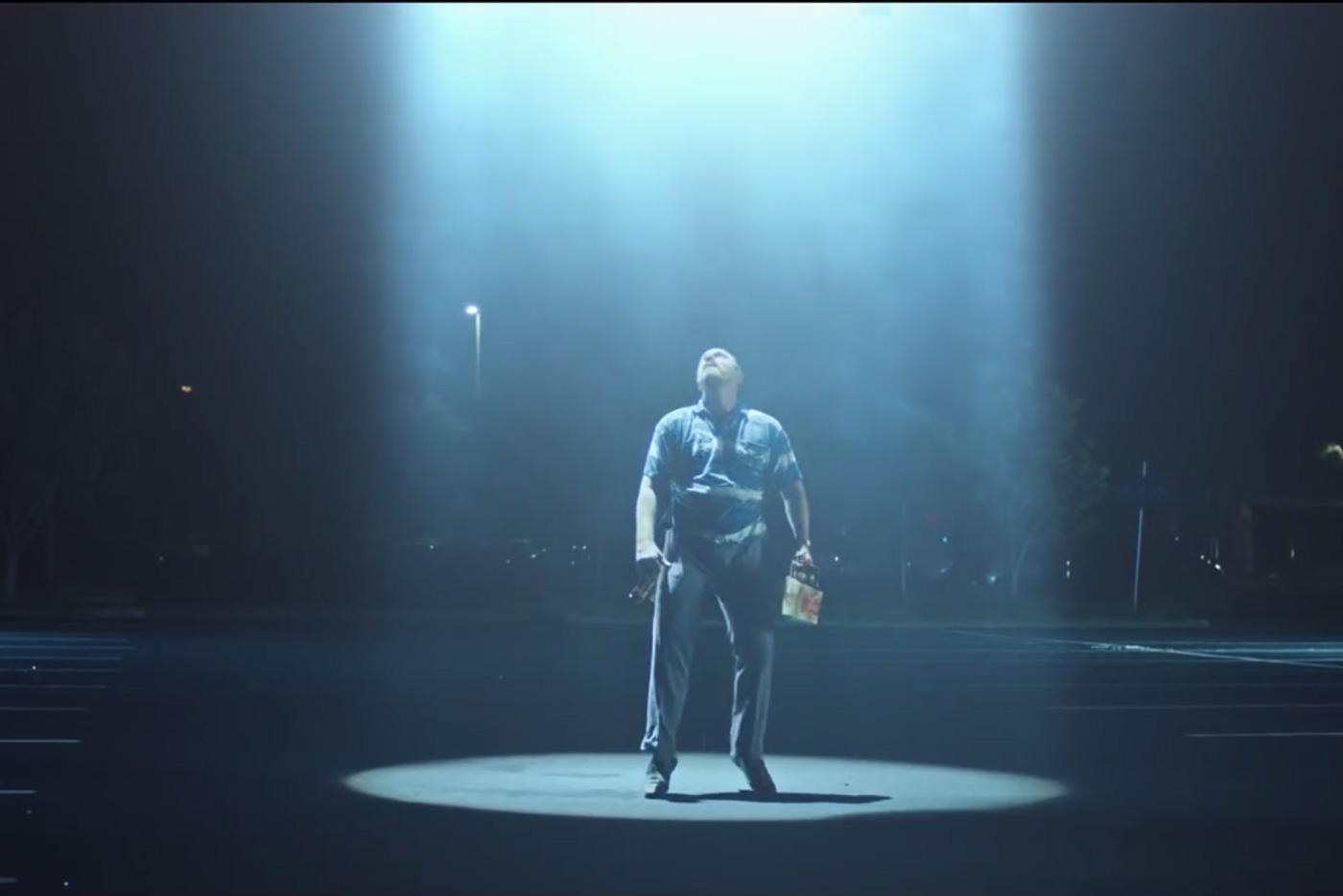 Abducciones alienígenas a ritmo de DJ Shadow y Nils Frahm