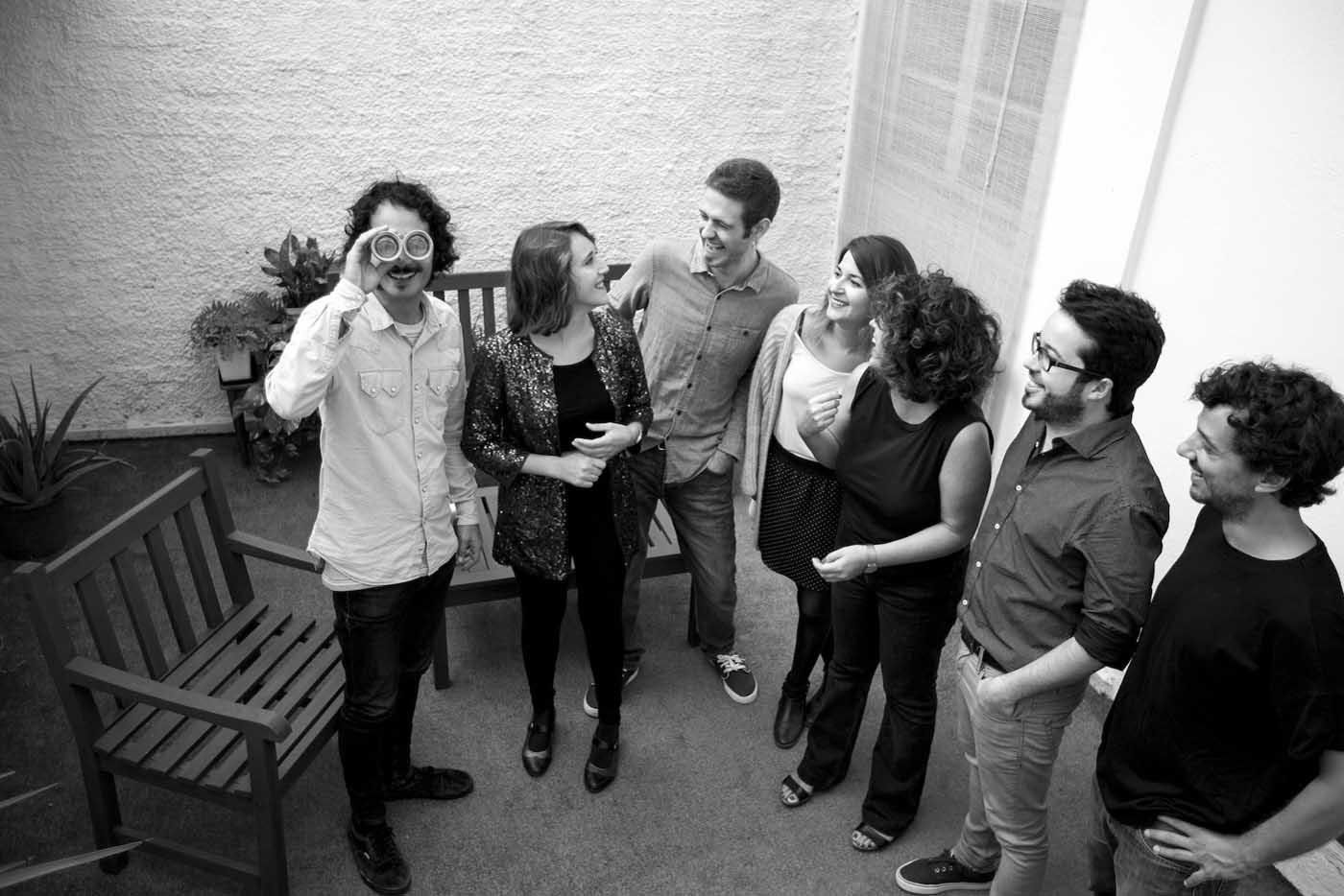 Estrenamos el primer LP de Meridian Response