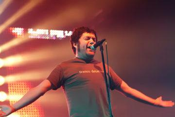Sergio Algora. Foto del FIZ 2007 por Ángel Burbano.