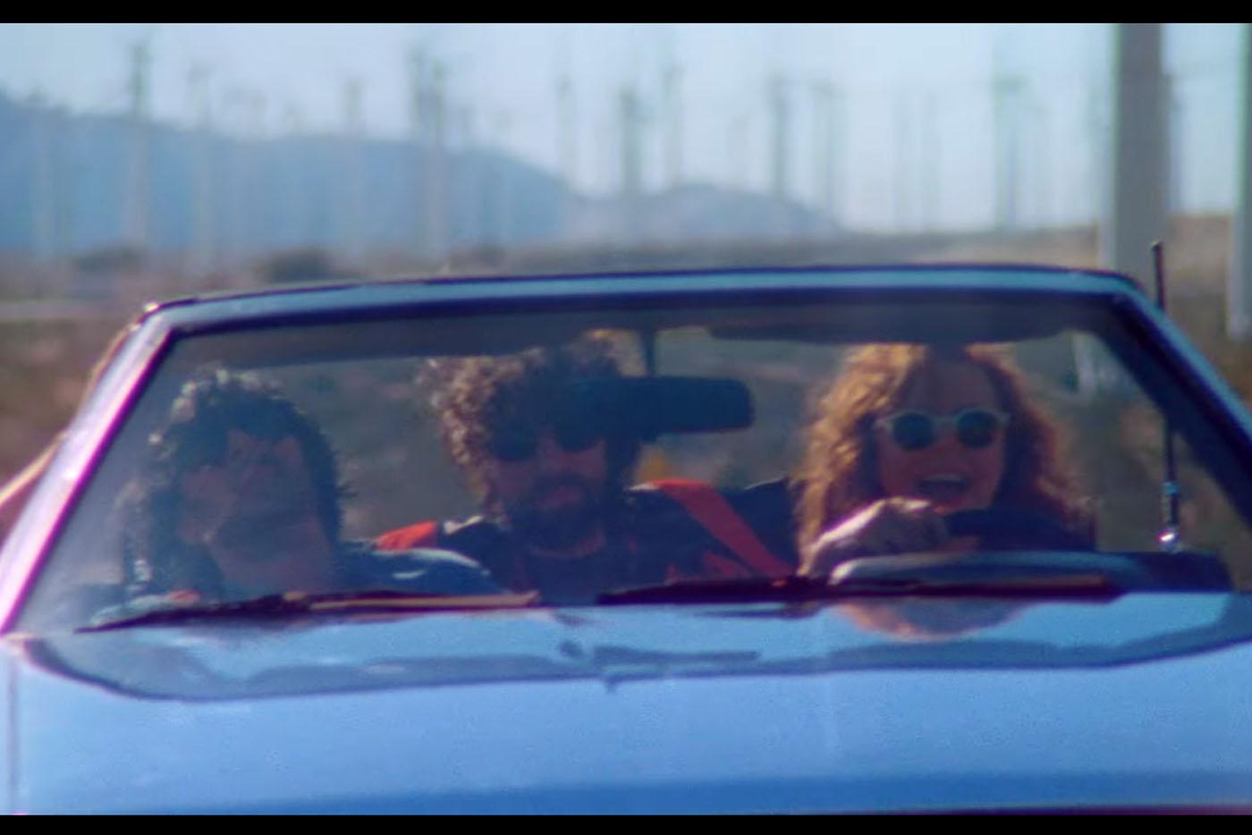 Susan Sarandon protagoniza el nuevo videoclip de Justice