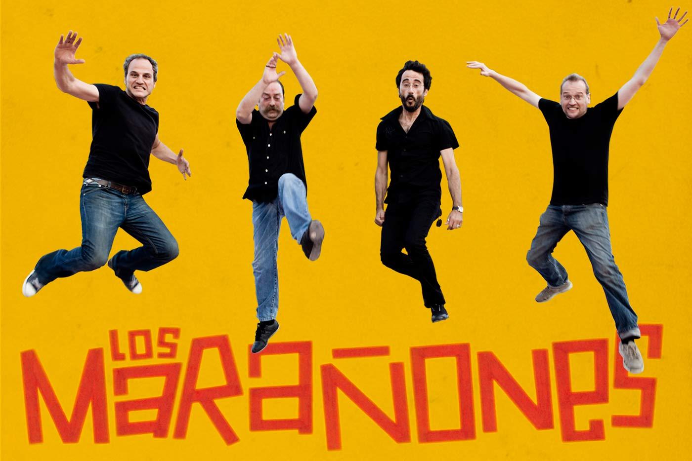 Los Marañones actúan el 7 de diciembre en Madrid