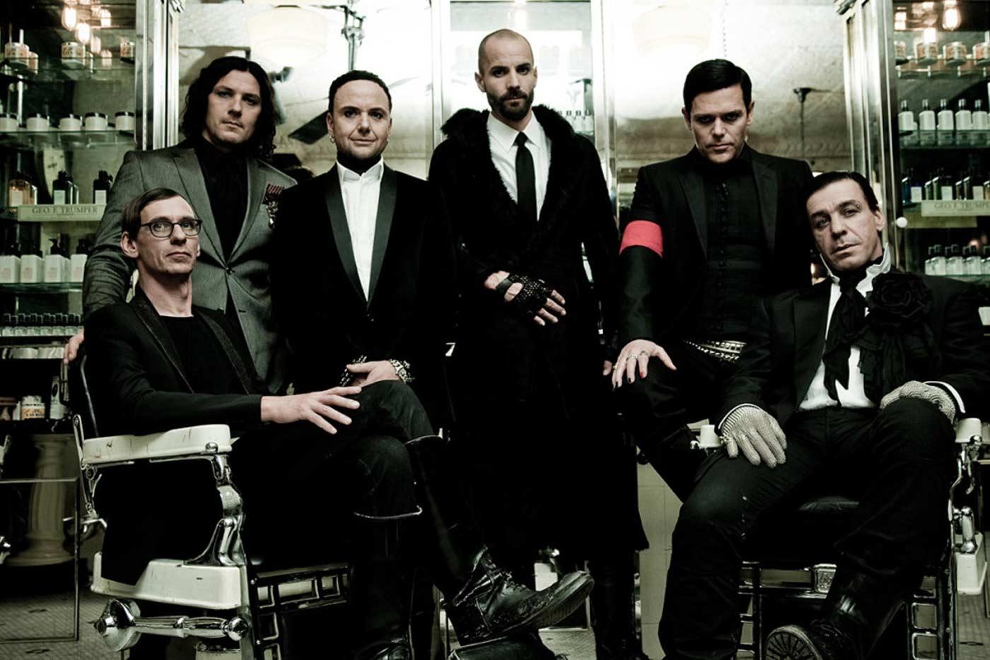 Rammstein es la punta de lanza del Resurrection 2017