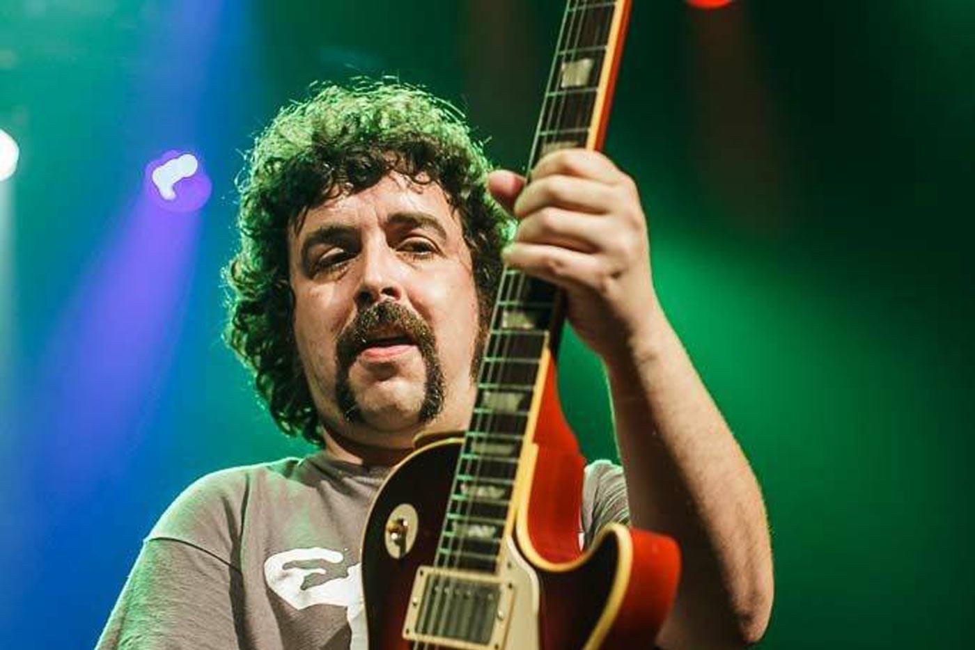 "Fallece Asier Martínez ""Pulpo"", guitarrista de Porco Bravo"