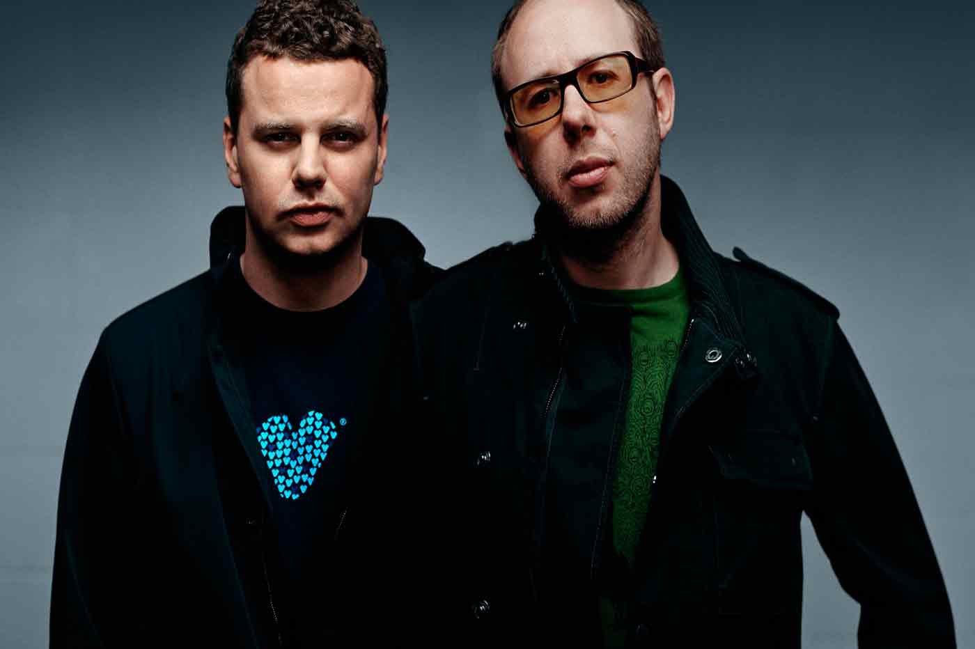 """The Chemical Brothers anuncian """"No Geography"""""""