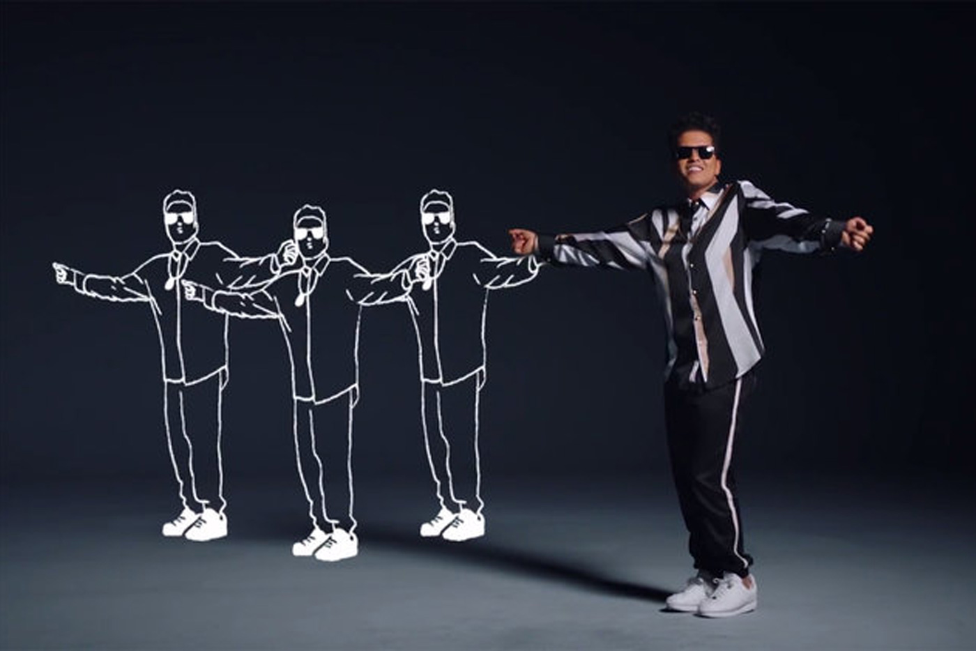 "Bruno Mars lanza nuevos remixes de ""That's What I Like"""