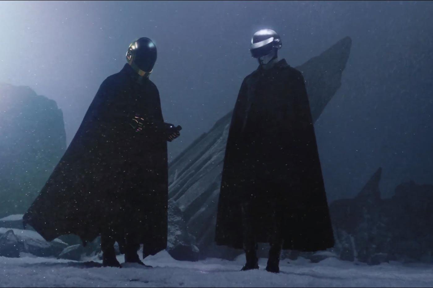 Daft Punk pondrán música a la nueva película de Dario Argento