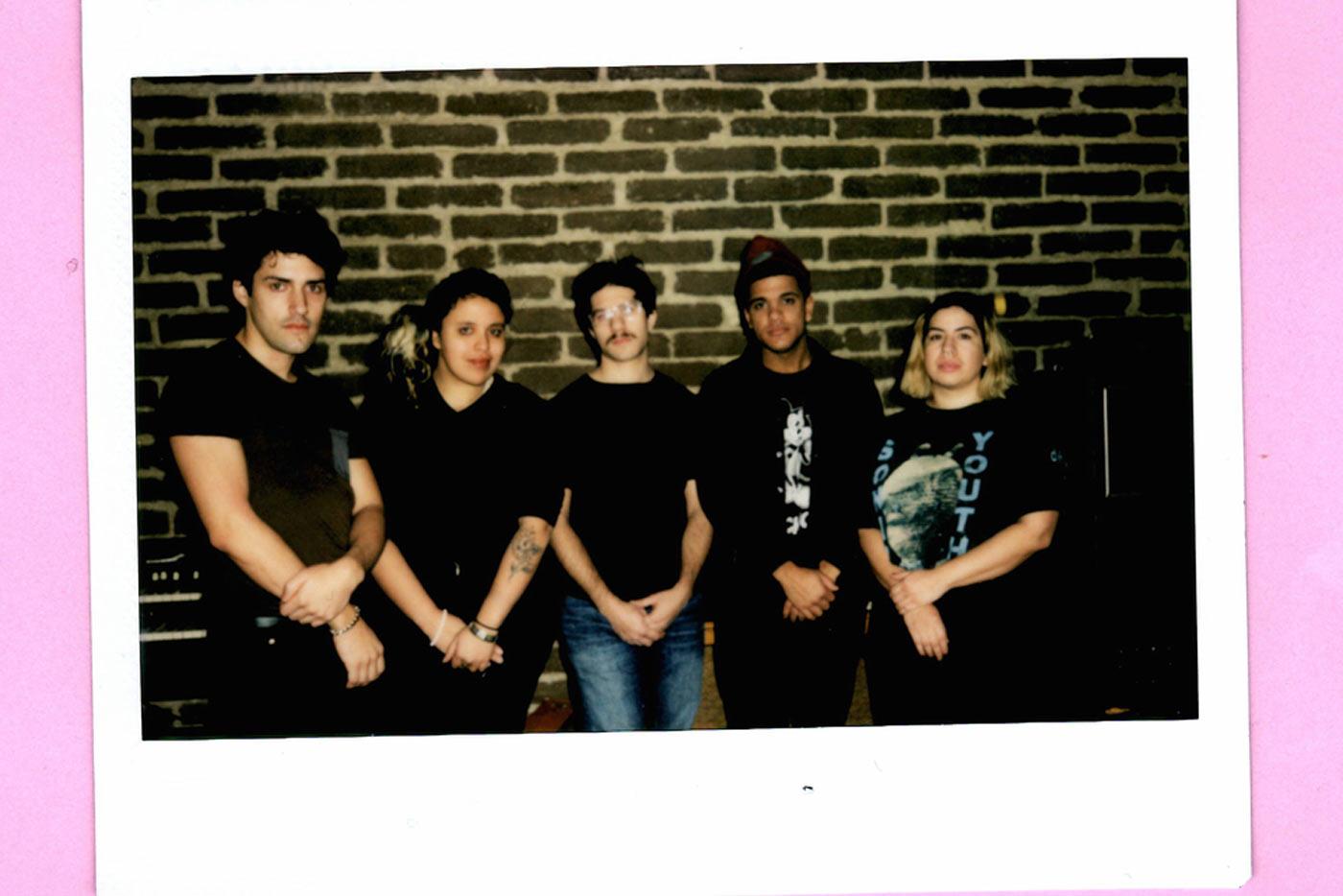 Downtown Boys lanzan el primer adelanto de su nuevo LP