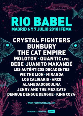 Festival Rio Babel 2018