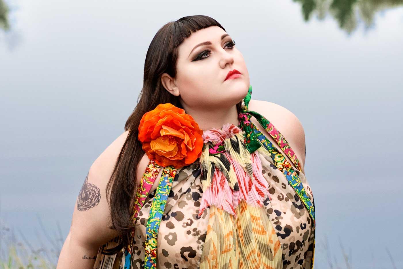 Beth Ditto, ex líder de Gossip, estrena single en solitario