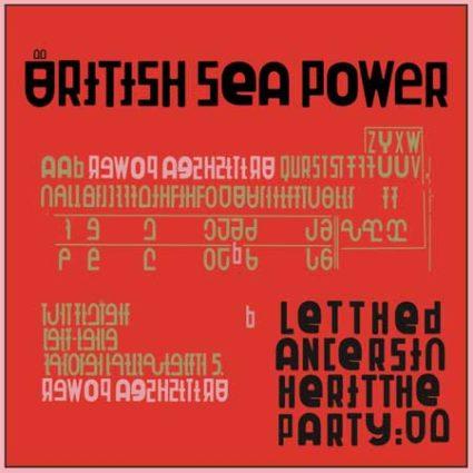 british sea
