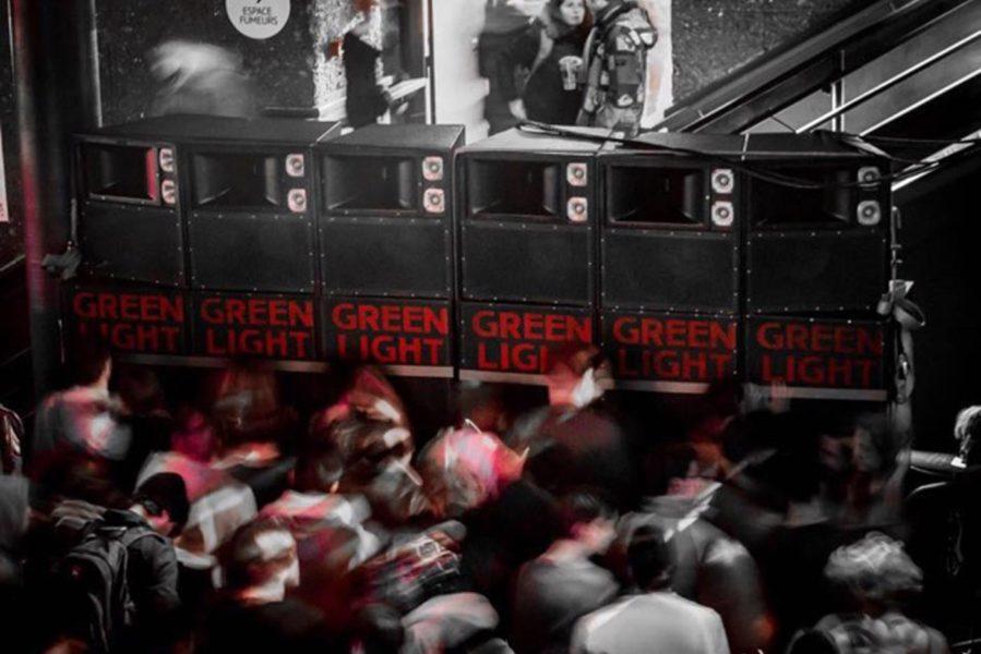 greenlight sound system lucas strazzeri