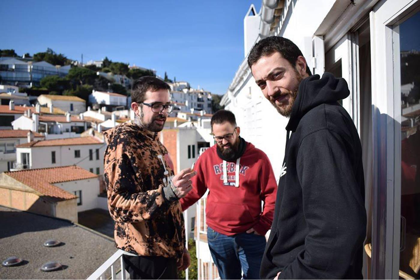 Homes Llúdriga
