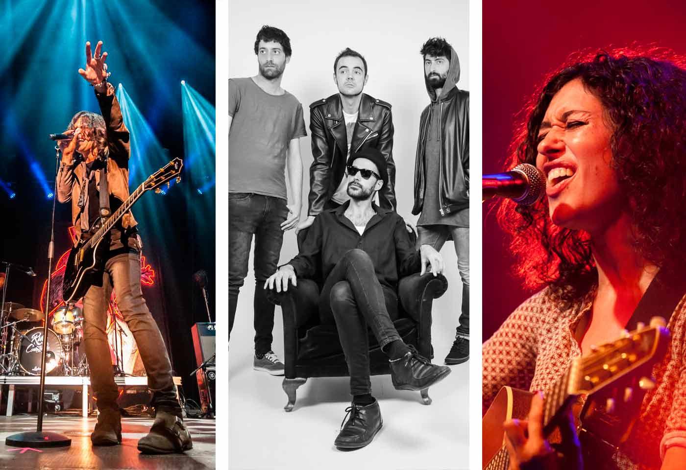 Indie y DJs para Santander Música en Grande 2017
