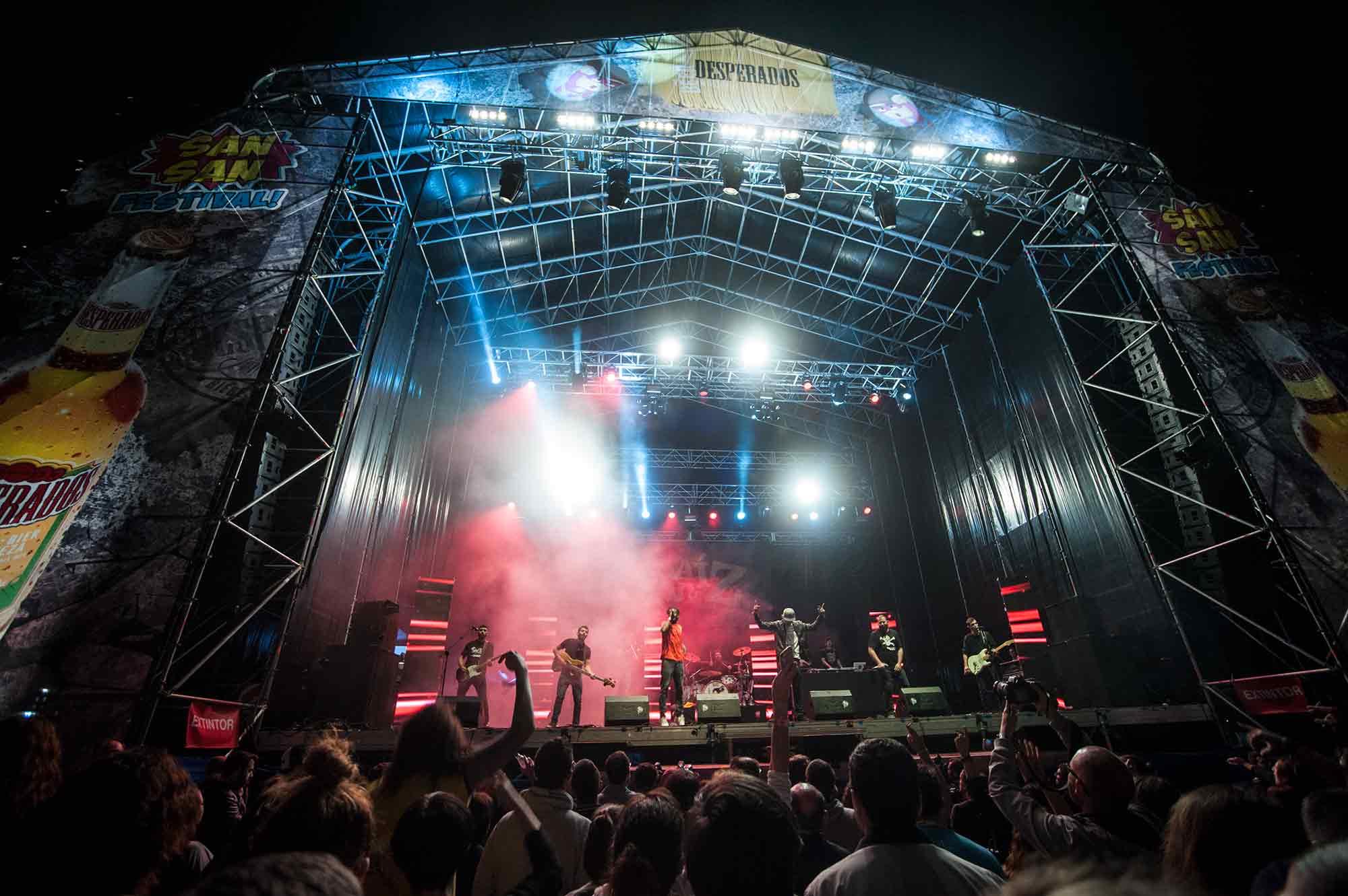 El SanSan Festival entra fuerte en Benicàssim