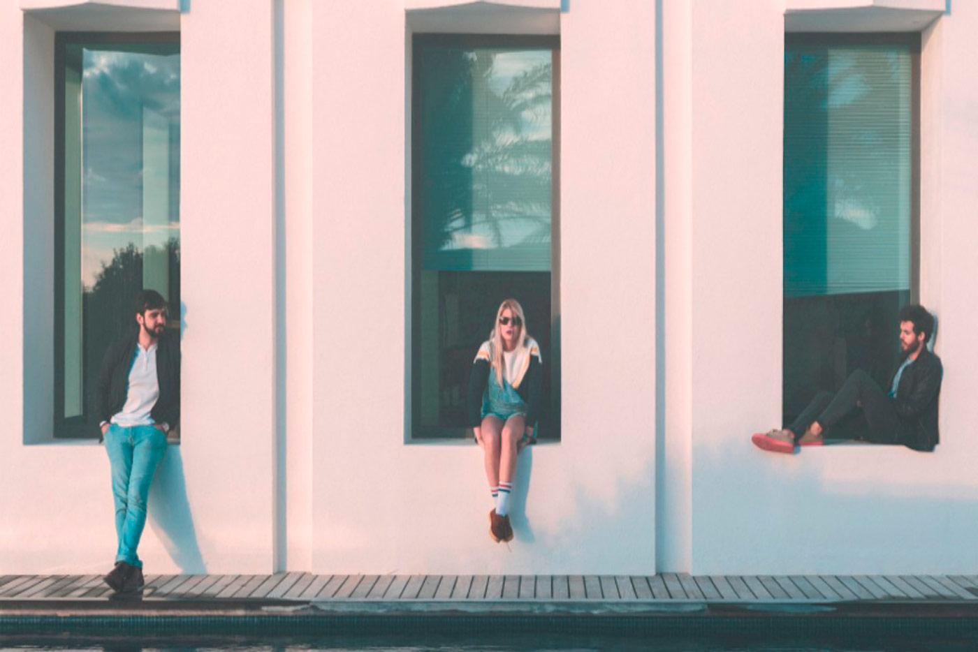 GANGES presentan el primer videoclip de su EP de debut