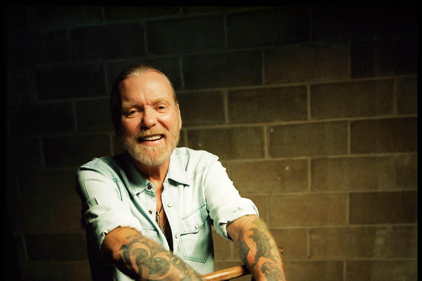 Muere a los 69 años Gregg Allman