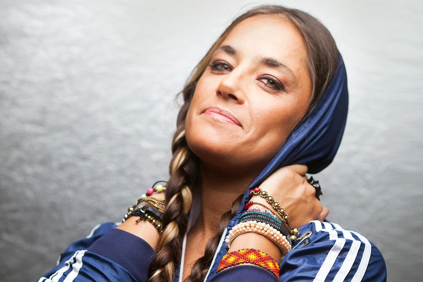 Sara Hebe anuncia gira europea