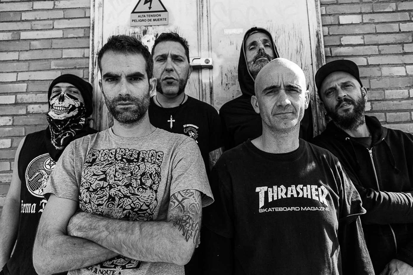 Narco anuncian nuevo disco