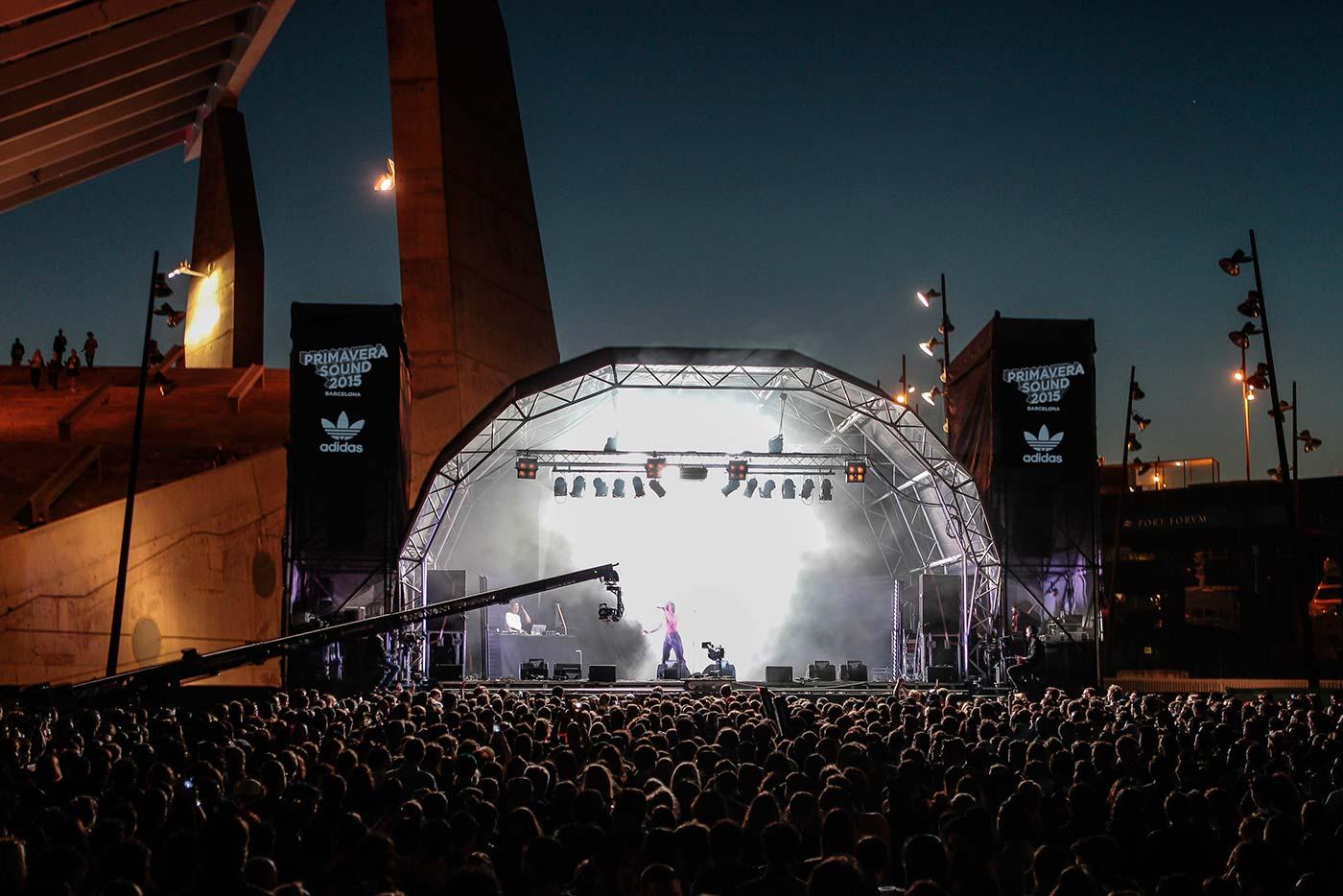 El Primavera Sound pospone su celebración a 2022