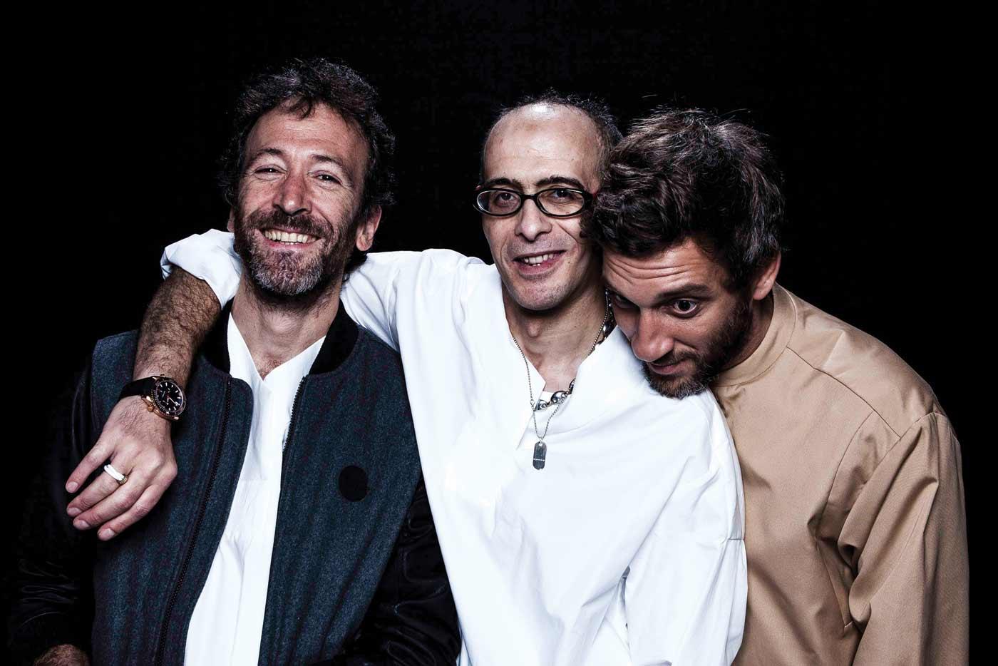 Acid Arab vuelven por fin a Barcelona