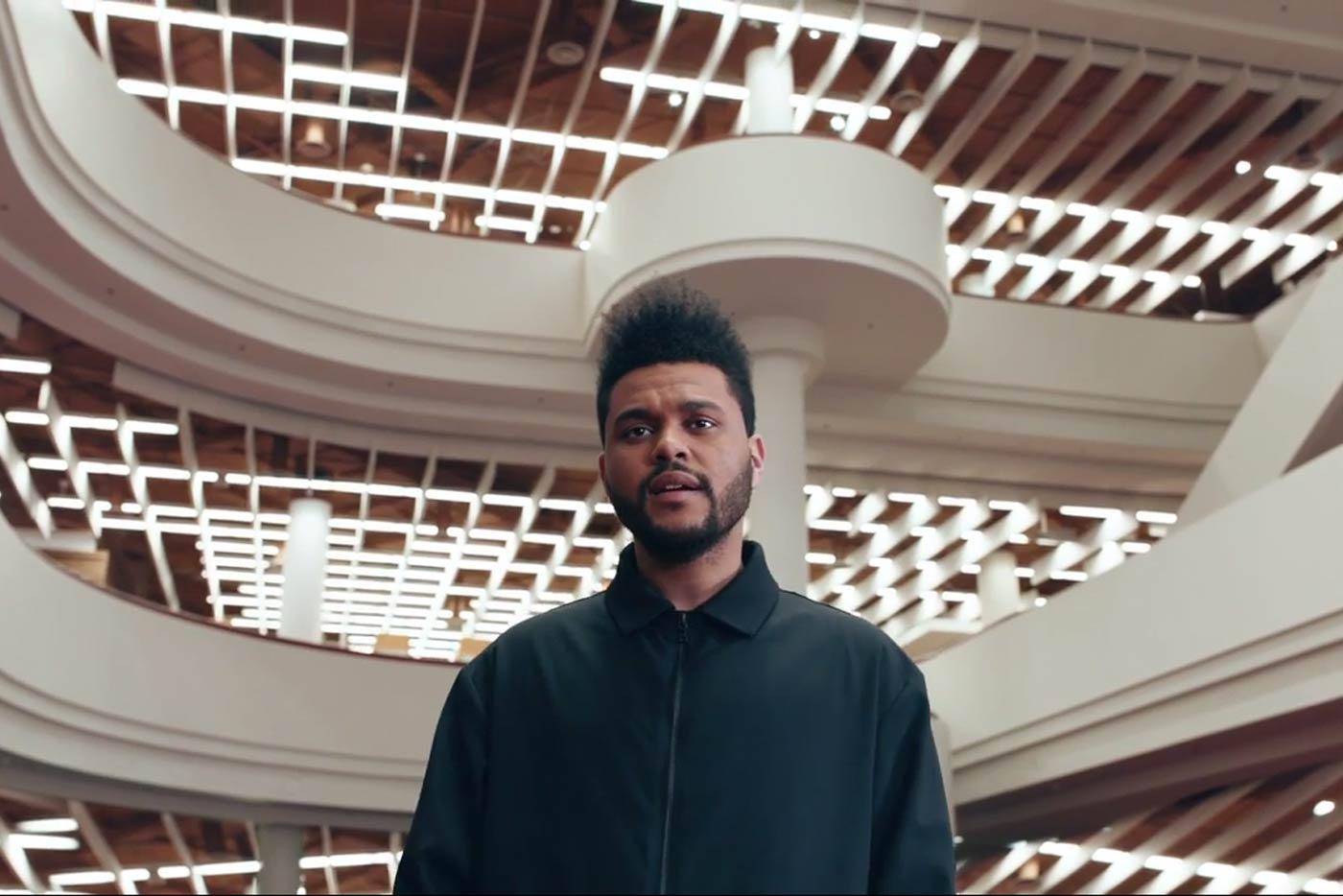 """The Weeknd estrena vídeo para """"Secrets"""""""