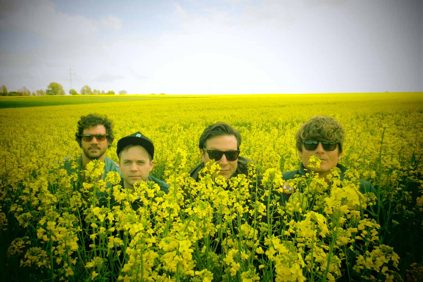 "Oh Sees anuncian un nuevo LP doble, ""Face Stabber"""
