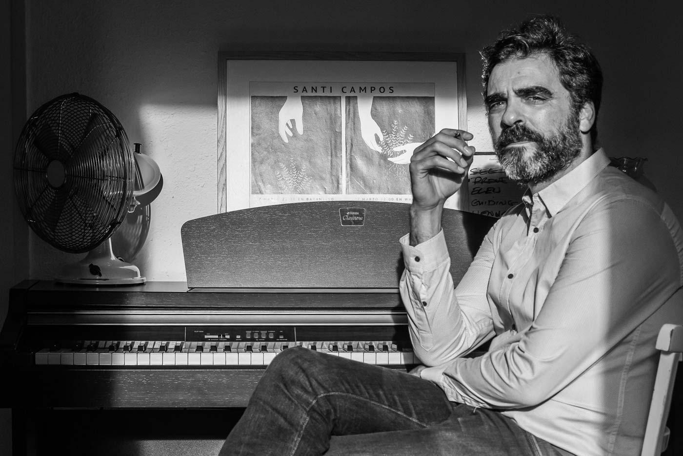 Santi Campos protagoniza un nuevo La Cupula Music Live!