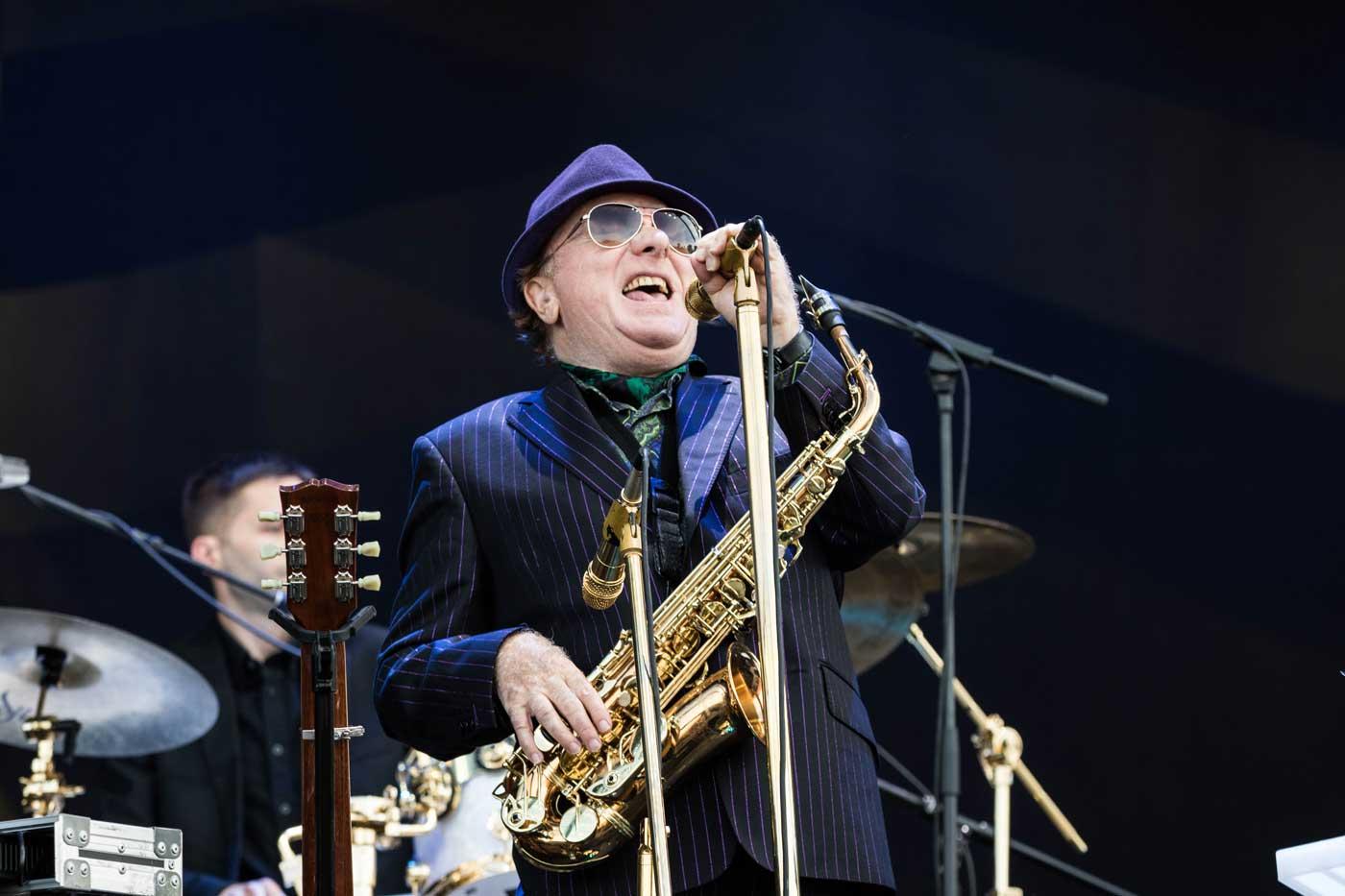 Van Morrison se incorpora como nuevo cabeza de cartel al Azkena Rock Festival