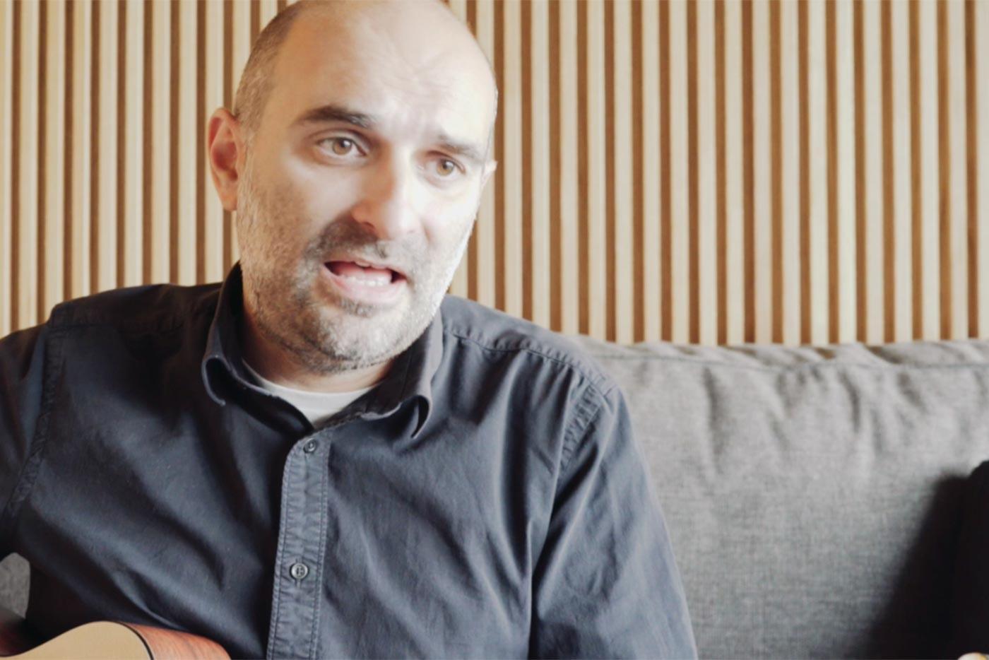 Joan Miquel Oliver presentará Atlantis este viernes en Madrid