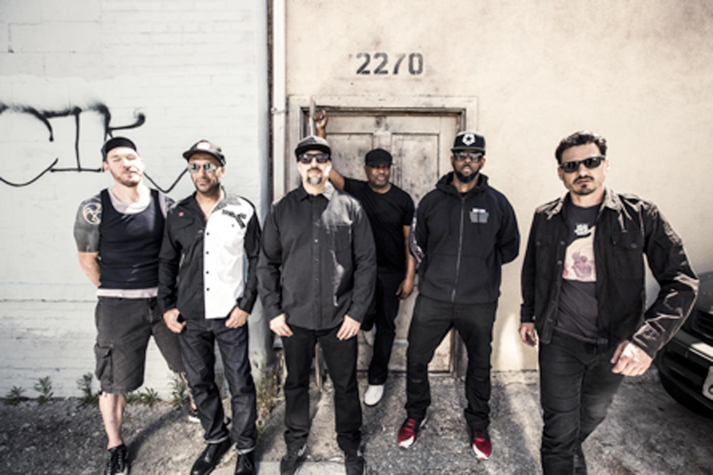 Prophets Of Rage lanzan un nuevo avance de su disco