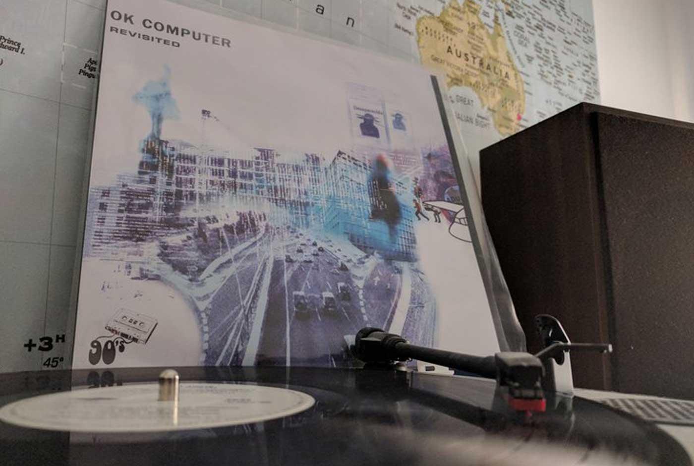 """Colabora con el homenaje español a """"OK Computer"""" de Radiohead"""