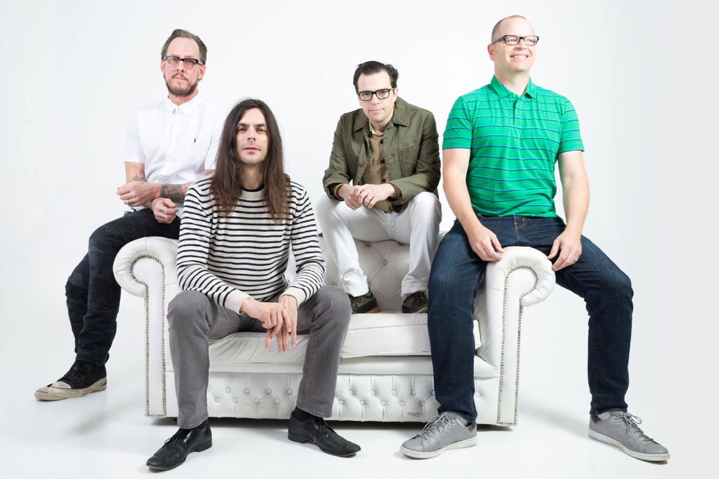 """Weezer comparten """"I Need Some of That"""", último avance de """"Van Weezer"""""""