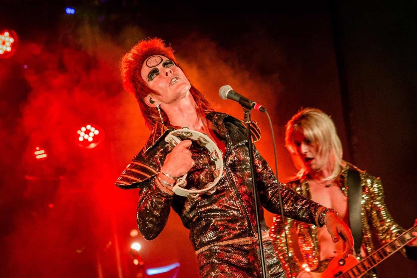 Absolute Bowie llega a Barcelona el 14 de septiembre