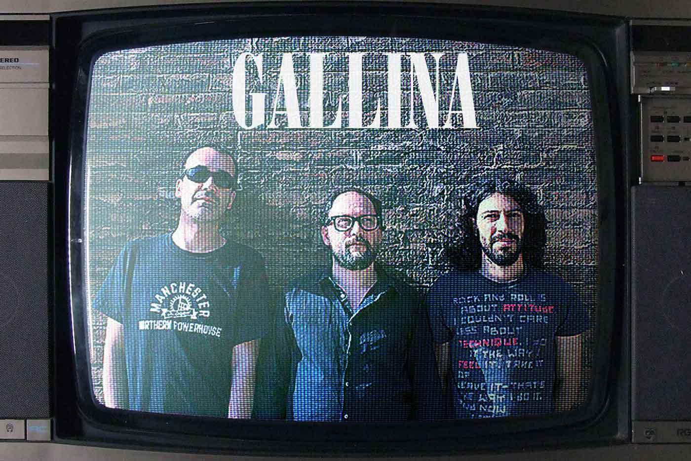 Estrenamos el primer single del debut de Gallina