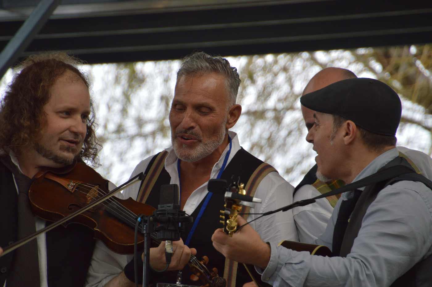 Rustyc Fest Old Timey String Band por Josu Odriozola