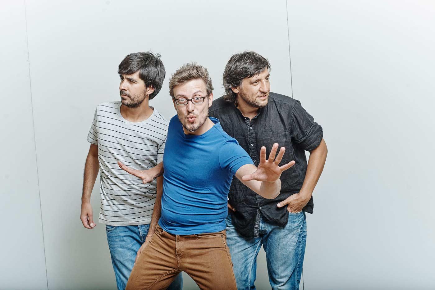 "Gertrudis presentan ""Ara volo alt""en Barcelona"