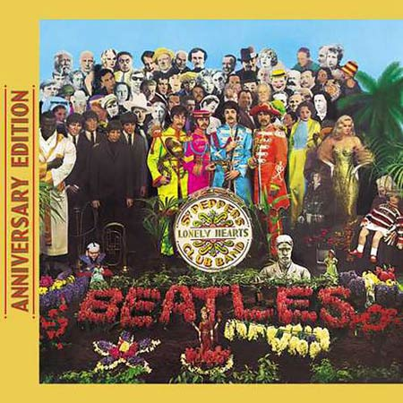 Sgt. Pepper's Lonely Hearts Club Band. 50th Anniversary Edition
