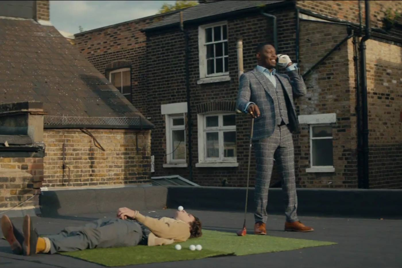 "Dizzee Rascal lanza el vídeo de ""Bop N Keep It Dippin"""