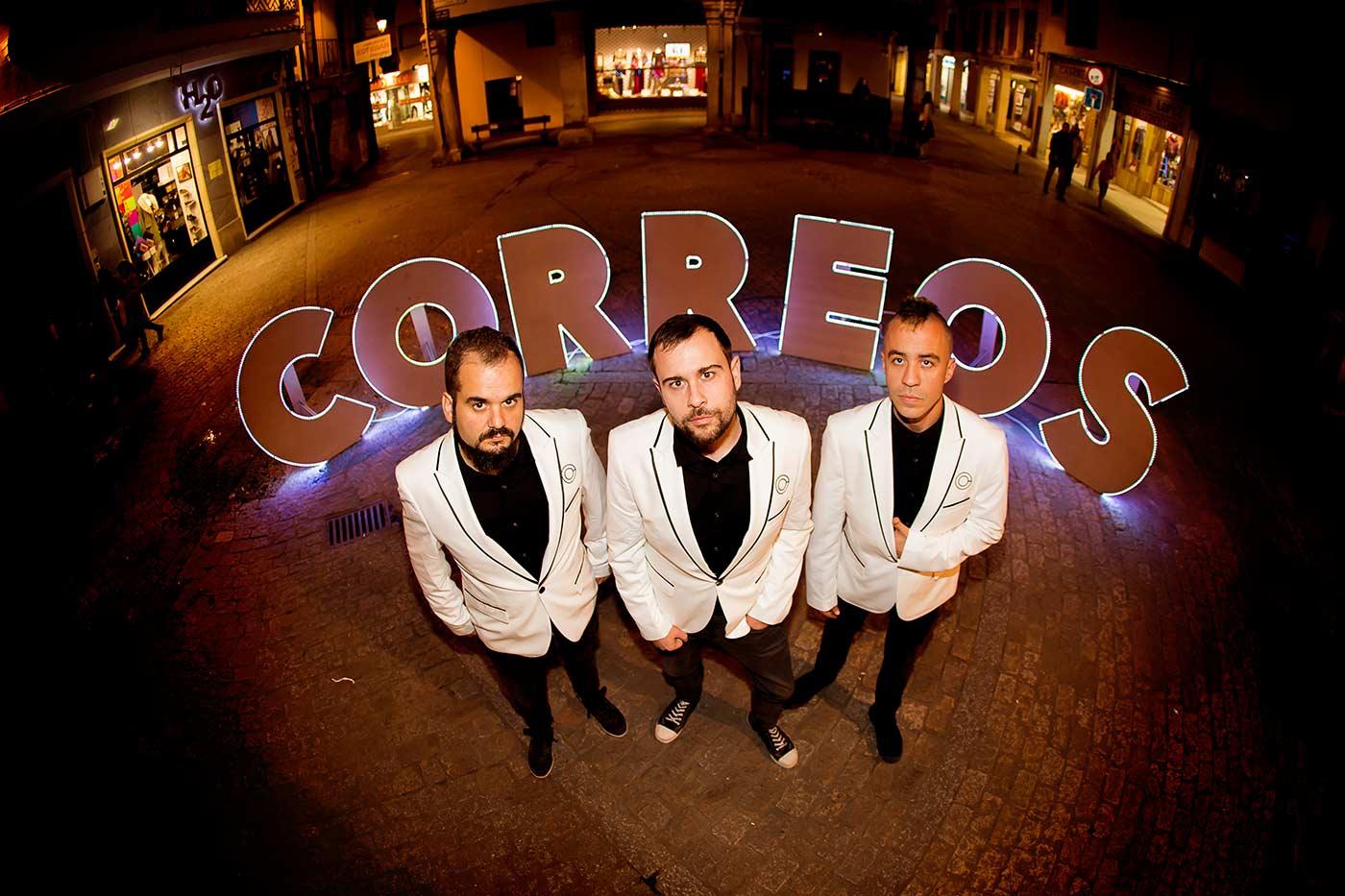 """Estrenamos """"El último verso"""", segundo single de lo nuevo de Correos"""