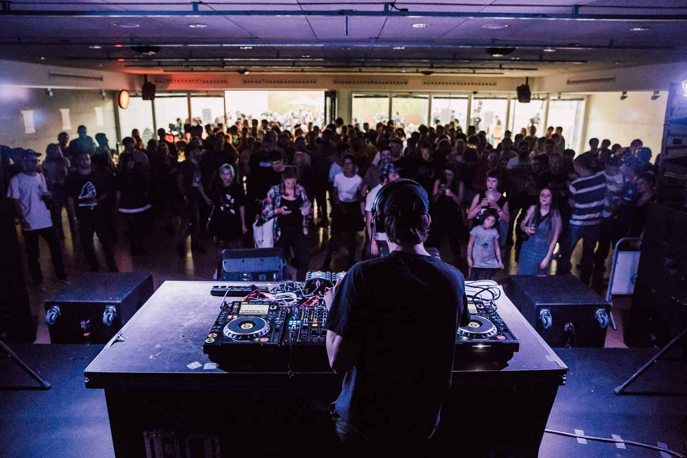 Horarios de las actuaciones del Mugako Festival 2018