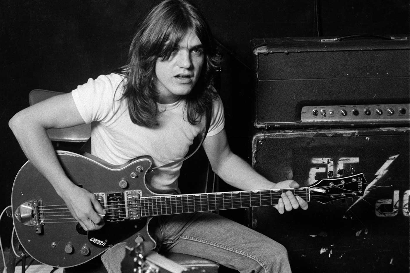 Muere a los 64 años Malcolm Young, pluma y pilar de AC/DC