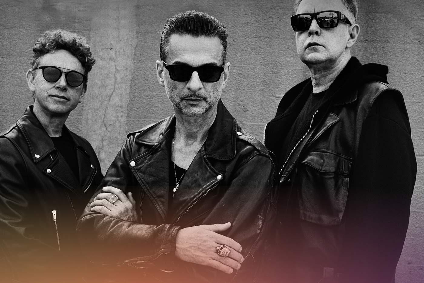 Depeche Mode se unen al cartel del Mad Cool 2018
