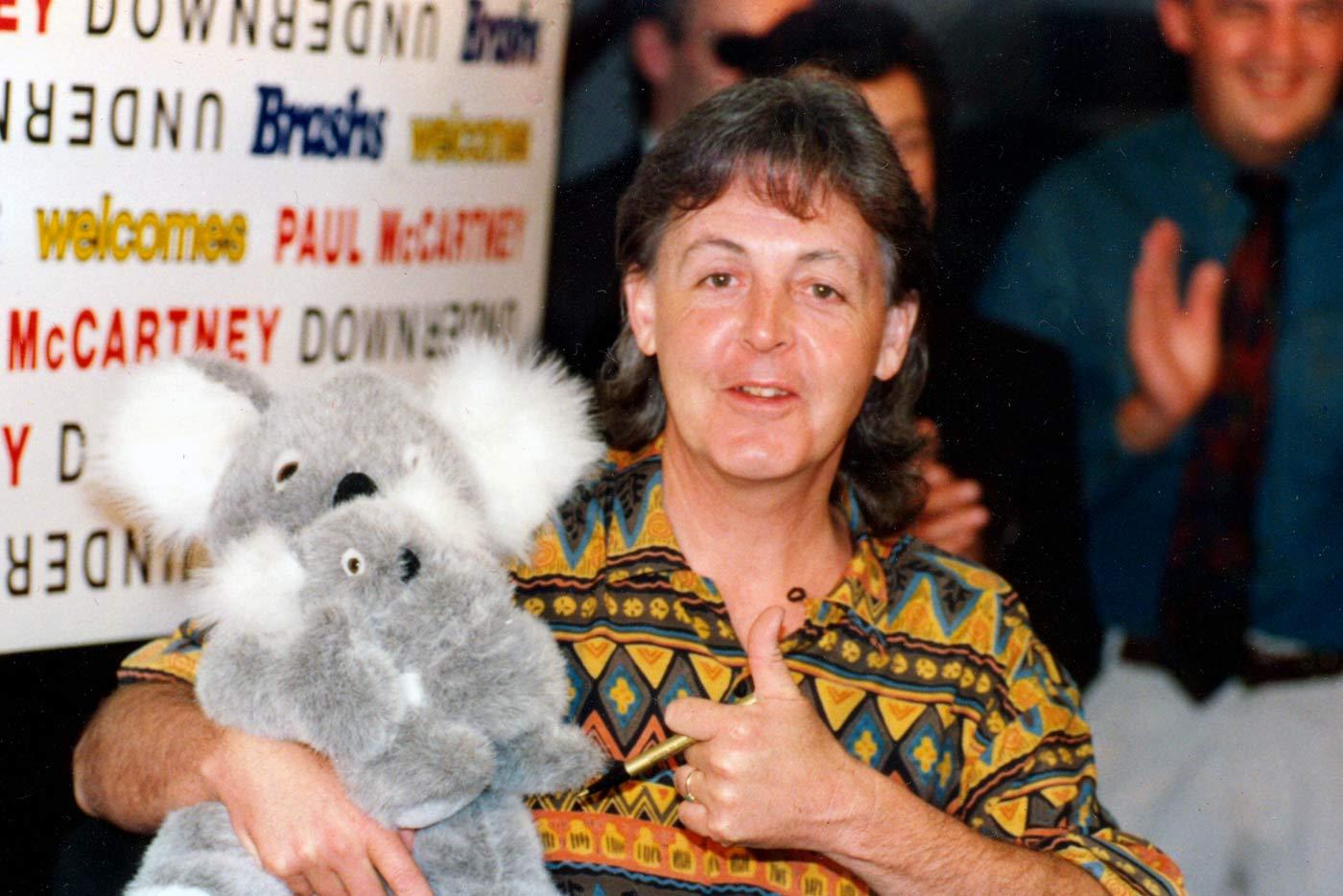 "Paul McCartney lanza el corto ecologista ""One Day a Week"""