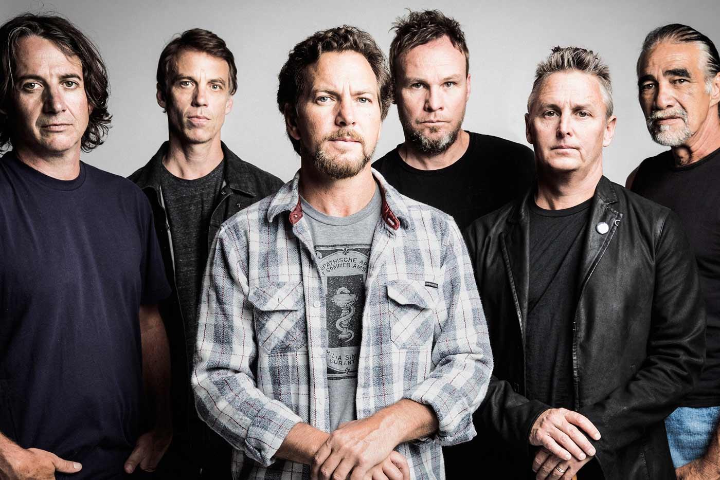 Pearl Jam, entre los nuevos confirmados para el Mad Cool 2018