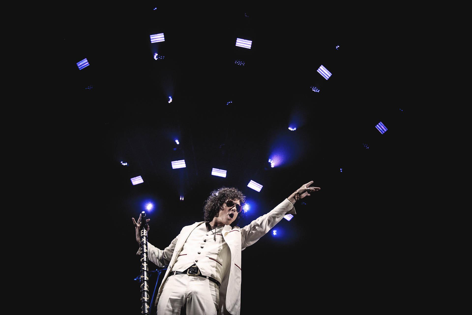 Crónica del concierto de Bunbury en Zaragoza con su disco Expectativas