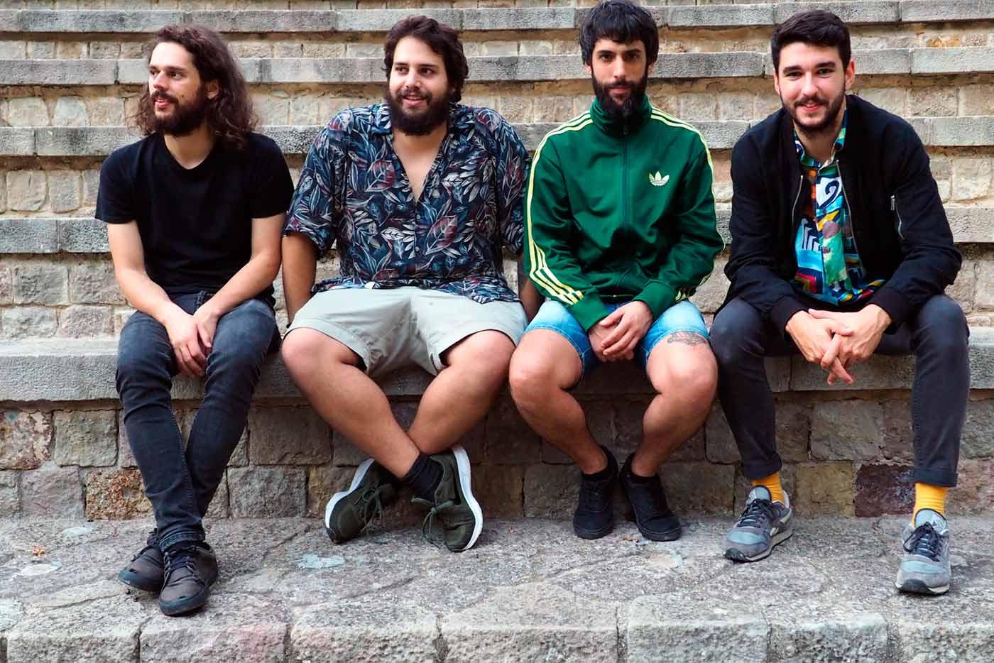 """Estrenamos """"Un Mundo Con Zinc"""", el nuevo EP de Vuelve Zinc"""