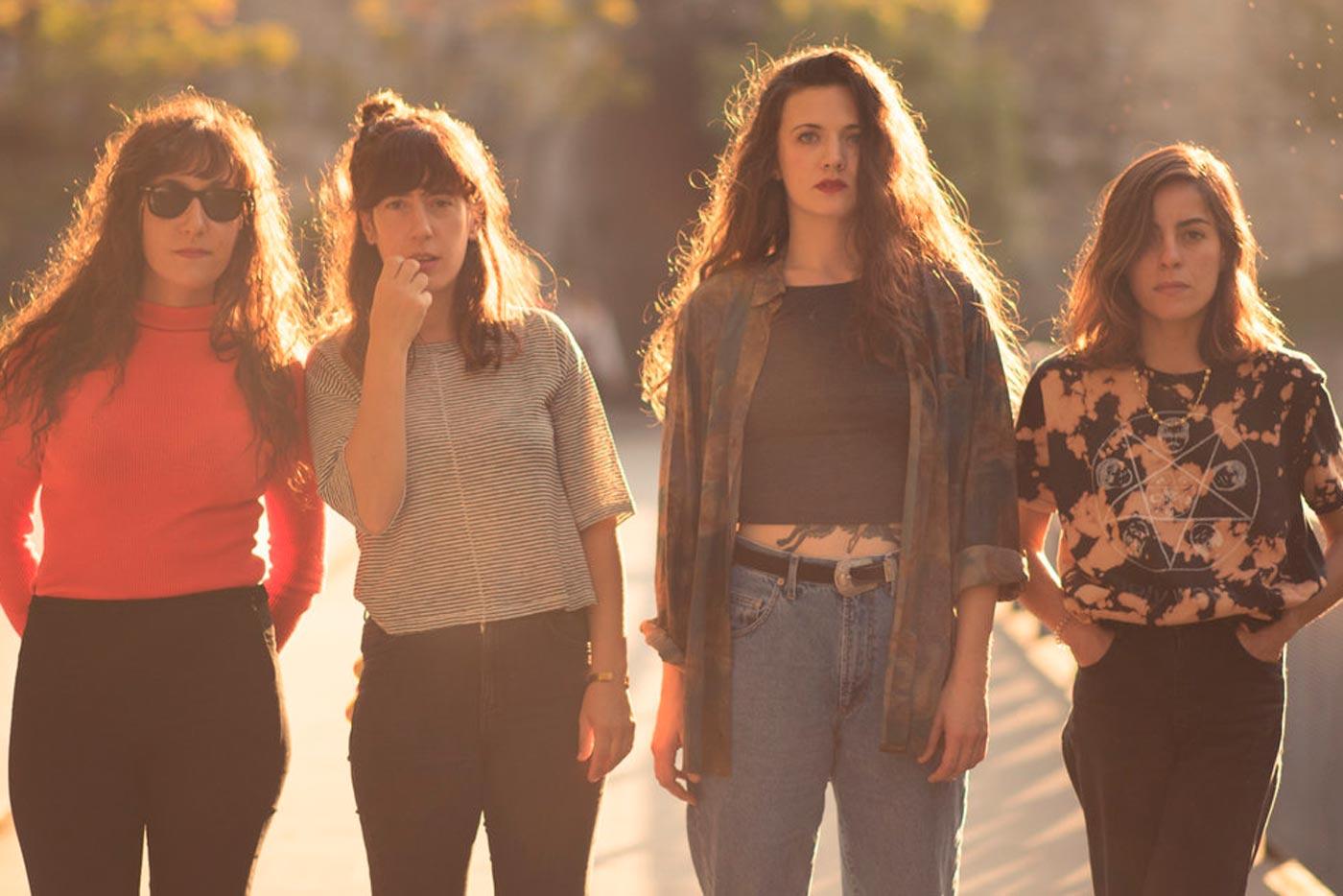 Melenas anuncian las primeras fechas de presentación de su debut
