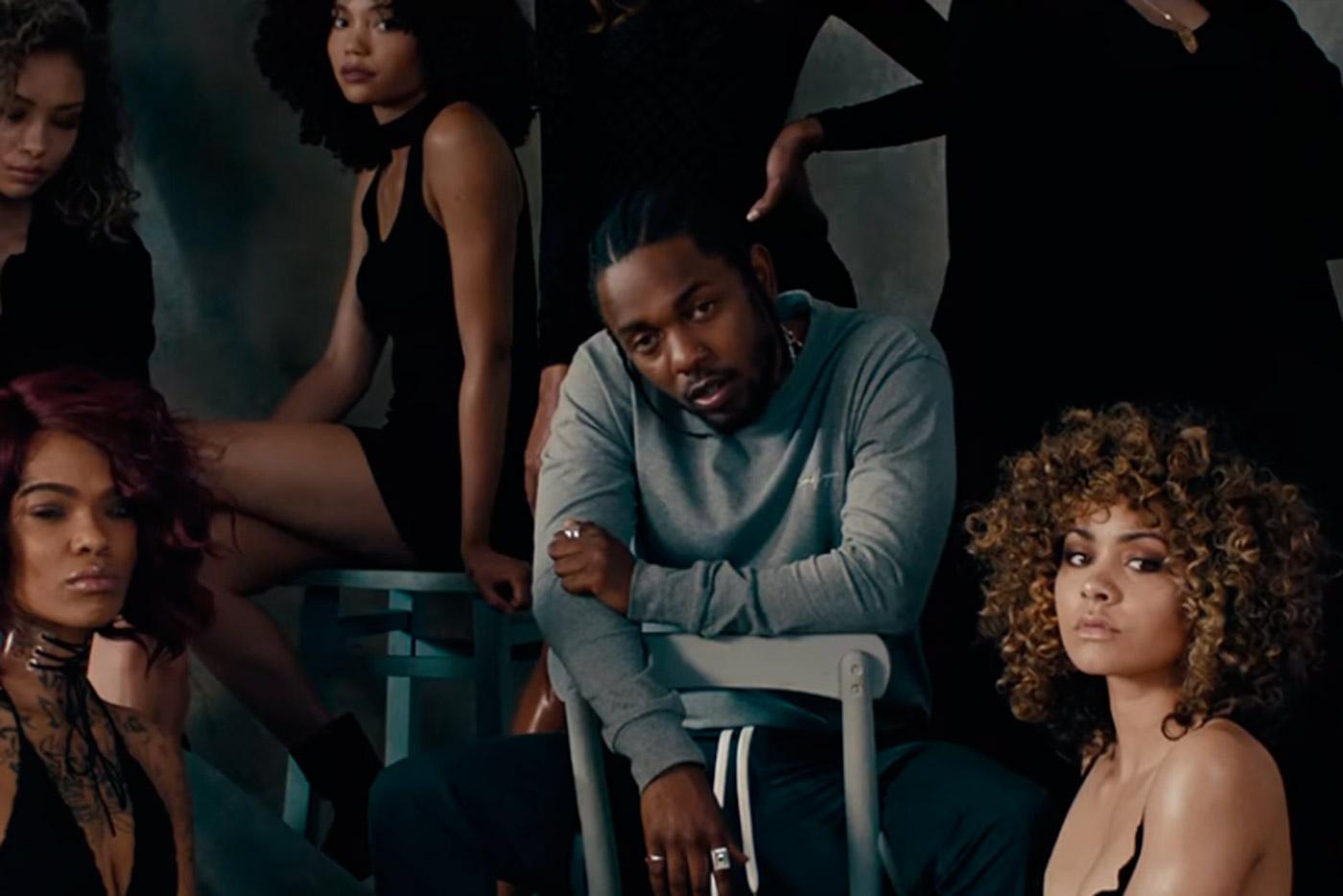 """Kendrick Lamar presenta el videoclip de """"LOVE."""""""