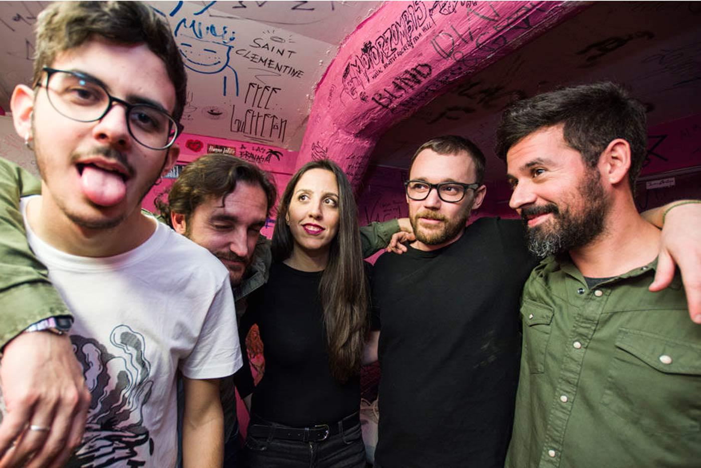 Apartamentos Acapulco anuncian nuevo EP y gira