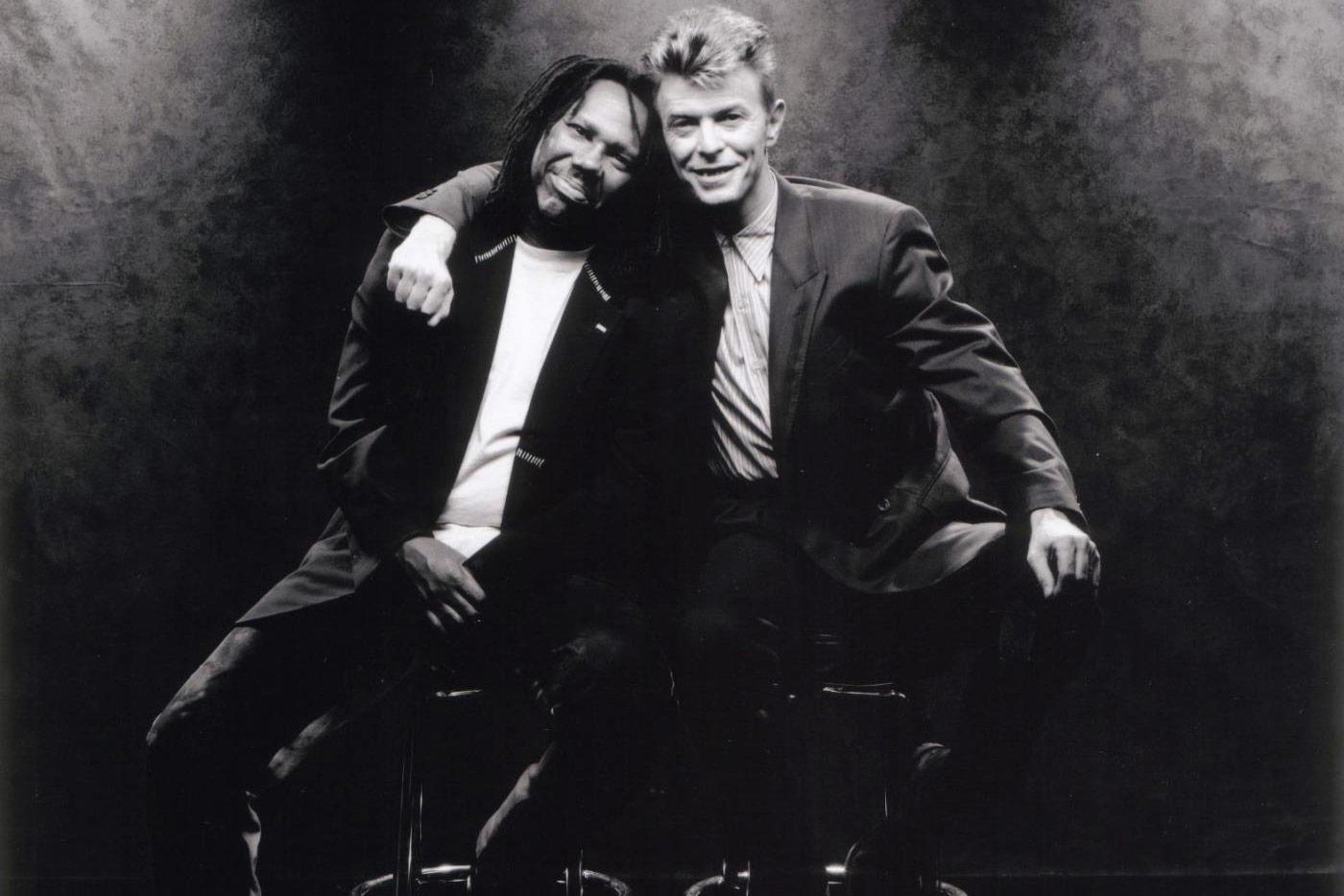 """Sale a la luz una demo de """"Let's Dance"""" de David Bowie junto a Nile Rodgers"""